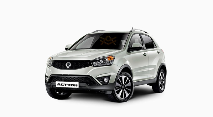 SSANGYONG Actyon, II, 2.0d MT (149 л.с.) 4WD
