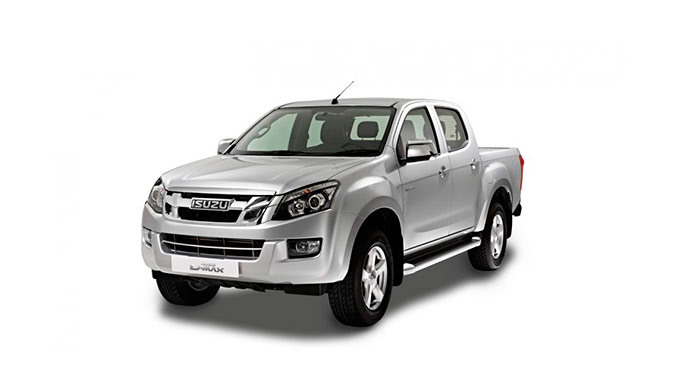 ISUZU D-Max, II, 2.5d AT (163 л.с.) 4WD
