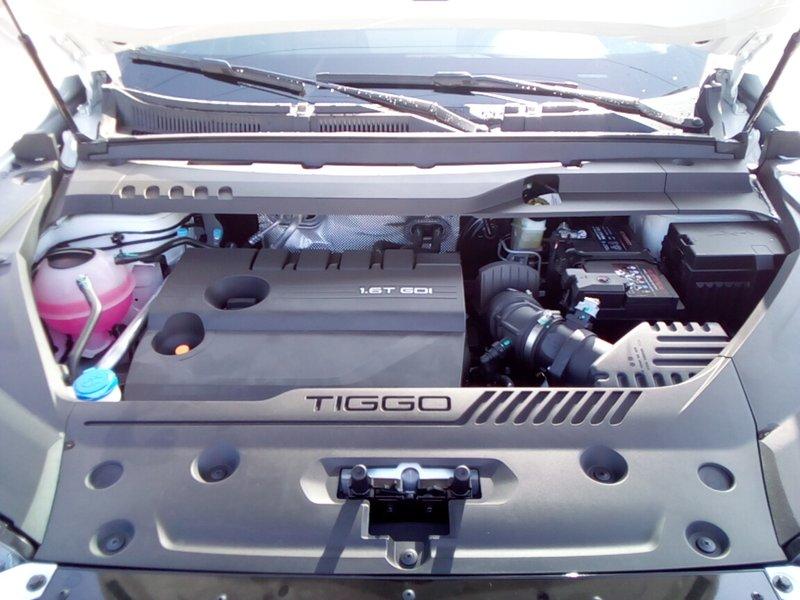 Chery, Tiggo 8 Pro, 1.6 AMT (186 л.с.), (2021 - по н.в.)