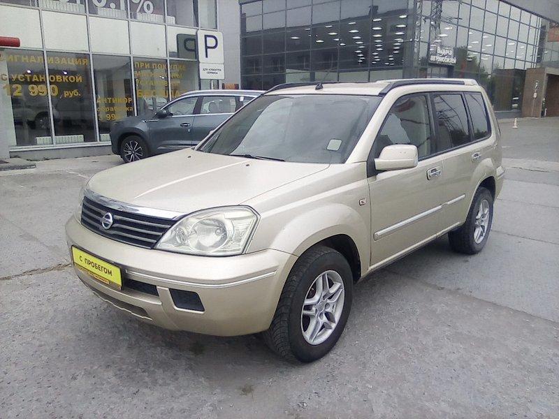 Nissan, X-Trail, I Рестайлинг, 2.0 AT (150 л.с.) 4WD, (2003 - 2007)