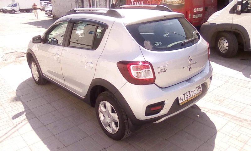 Renault, Sandero, II, 1.6 MT (82 л.с.), (2014 - 2018)