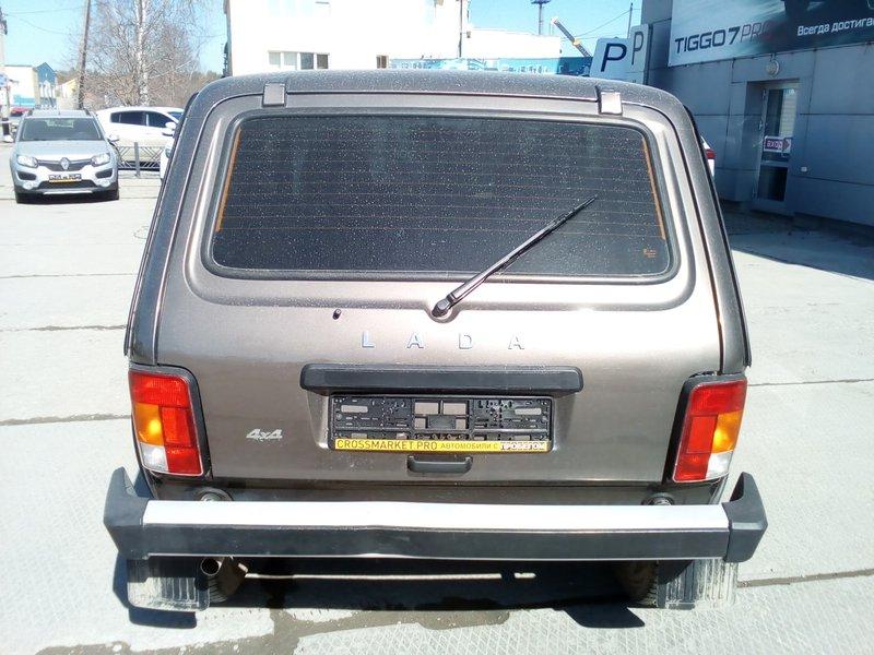 LADA (ВАЗ), 2121 (4x4), I Рестайлинг, Urban 1.7 MT (83 л.с.) 4WD, (2014 - 2019)
