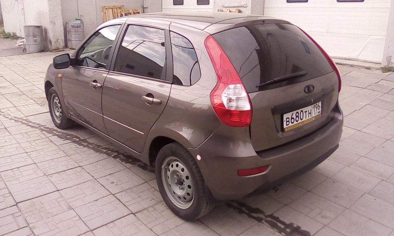LADA (ВАЗ), Kalina, II, 1.6 MT (87 л.с.), (2013 - 2018)