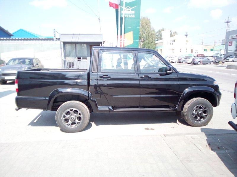 Pickup, I Рестайлинг 2, 2.7 AT (150 л.с.) 4WD