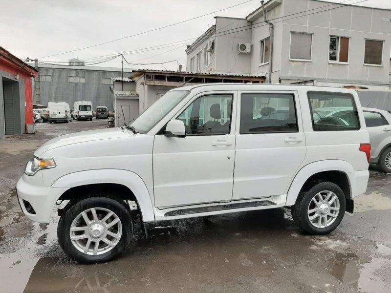 УАЗ, Patriot, I Рестайлинг 3, 2.7 MT (135 л.с.) 4WD, (2016 - по н.в.)