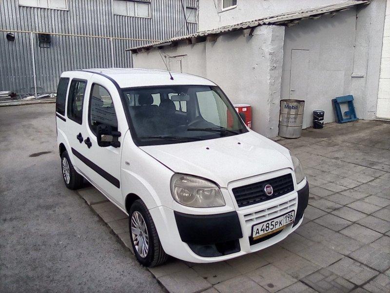 Fiat, Doblo, I Рестайлинг, 1.4 MT (77 л.с.), (2005 - 2015)